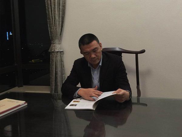 常务副会长:张祖约